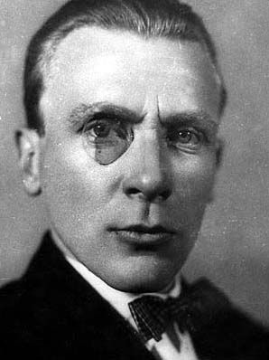 Michail Bulgakov (1891-1940) - known Russian writer.
