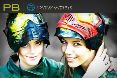Full-Day Paintball Outing at Paintball World Sports Complex #orlando #deals #halfoffdepot