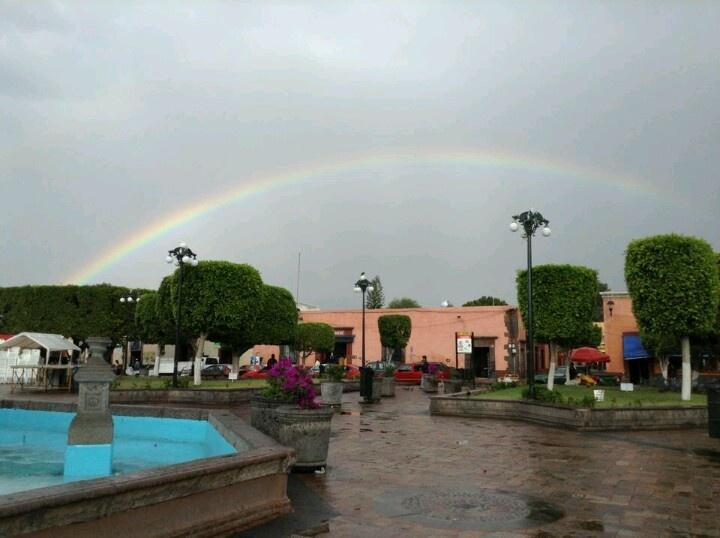 Mi hermoso San Juan Del Rio,  Queretaro. MEXICO