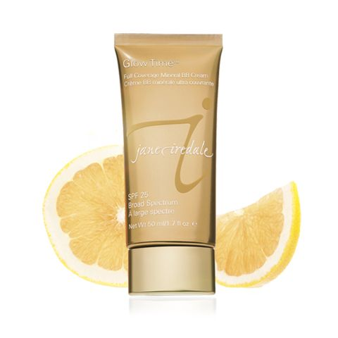 Glow Time Full Coverage Mineral BB Cream. -- This felt way too heavy when I tried it on, ending up going with the Dream Tint.