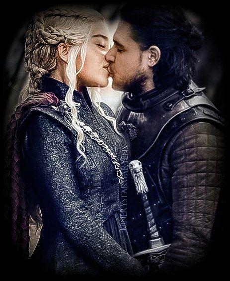 """286 kedvelés, 26 hozzászólás – Jonerys / Jon x Daenerys / GoT (@jonerystargaryens) Instagram-hozzászólása: """"Before #Jon left to catch a #whitewalker ... he should gave a #Kiss to #Dany . God... I need…"""""""
