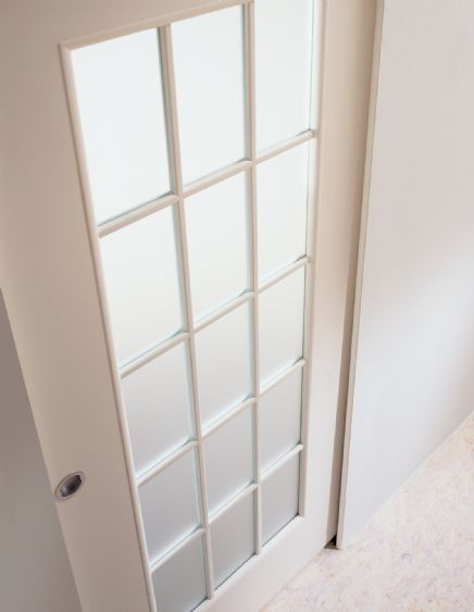 how to make a hidden sliding door