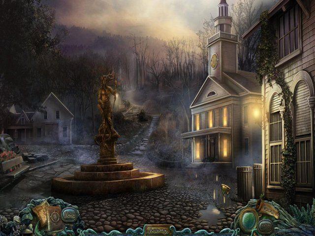 Ужасы маленького городка Утес Странников Коллекционное издание - скриншот из игры 6 #игра #игры