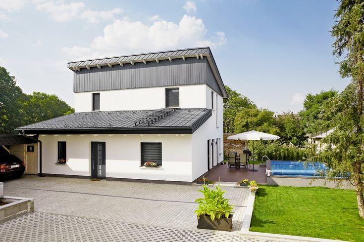 Formschön bedacht +++ hochwertige Aluminiumdächer für jede Dachform --> http://baufux24.com/formschoen-bedacht-hochwertige-aluminiumdaecher-fuer-jede-dachform/ #Dach #Aluminiumdach #Pultdach