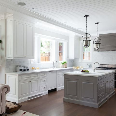 Kitchens With White Cabinets Home Design Ideas, Pictures, Remodel and Decor