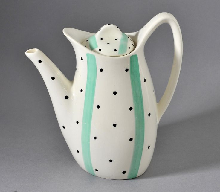 Coffee pot by Midwinter Pottery | robmcrorie Flickr. This isnu0027t a recognised production & 473 best Midwinter images on Pinterest | Old time pottery Vintage ...