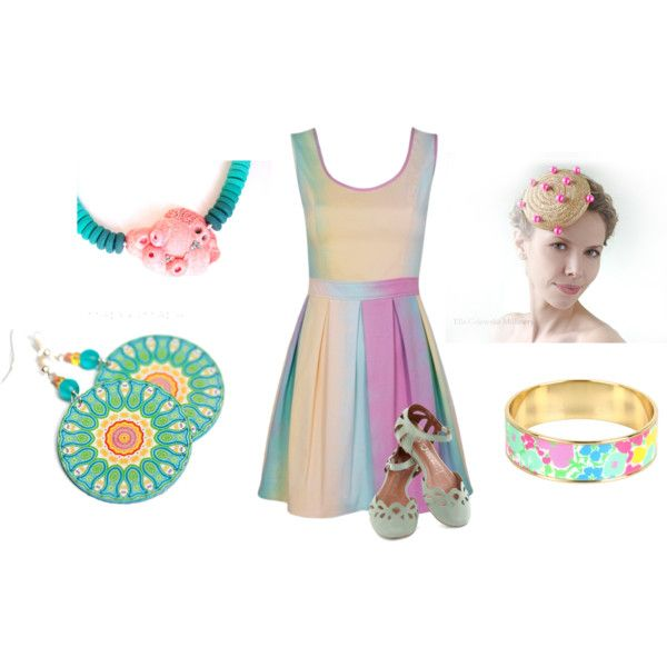 Saturday Style #10 from www.MADEbyMADA.etsy.com on Polyvore