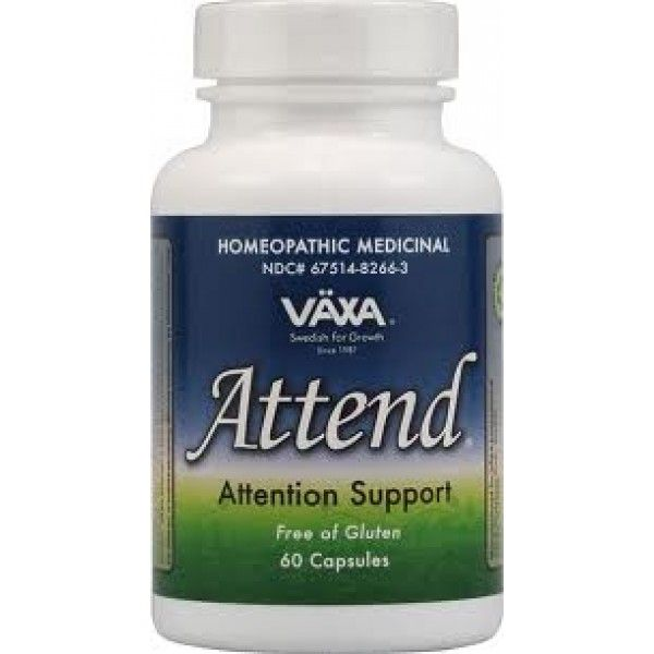 Adhd herbal supplements