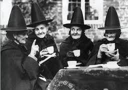 witches tea...