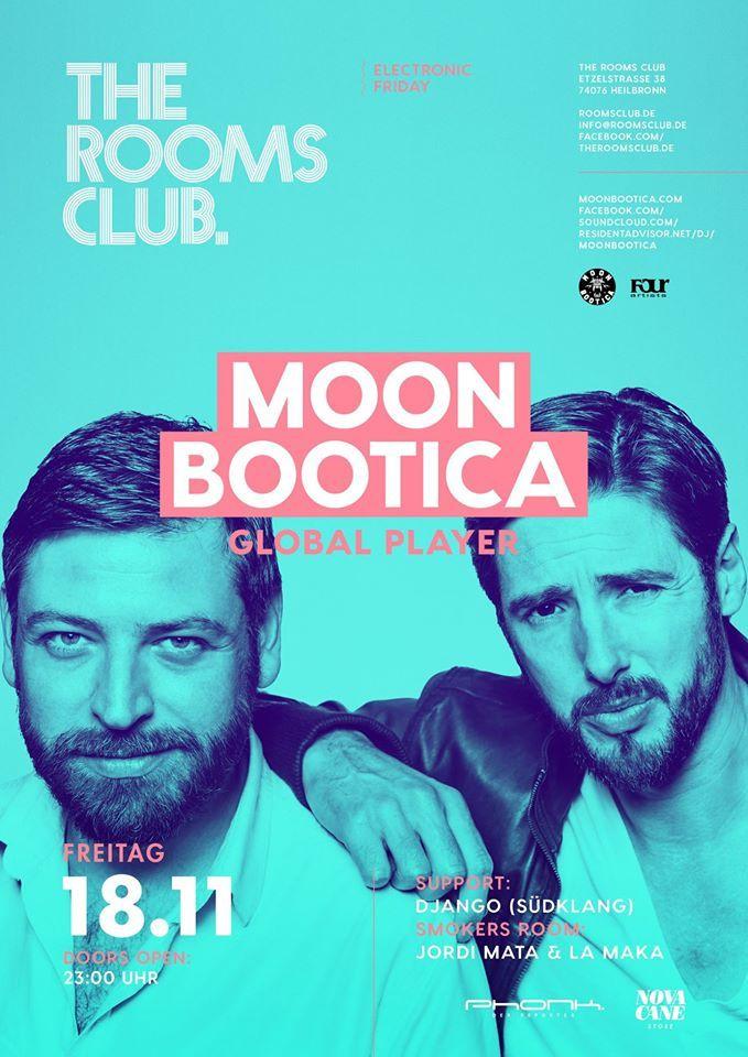 The Rooms Club  Etzelstraße 38 74076 Heilbronn #heilbronn #nachtclub #party #nightclub #stuttgart #mannheim #ludwigsburg #theroomsclub #electronicfriday #deephouse #techno #moonbootica