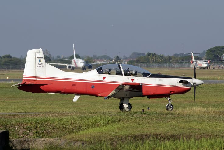 https://flic.kr/p/TwMzWG | Pilatus PC-7 mkII, Royal Malaysian Air Force | Alor Setar AB, Malaysia