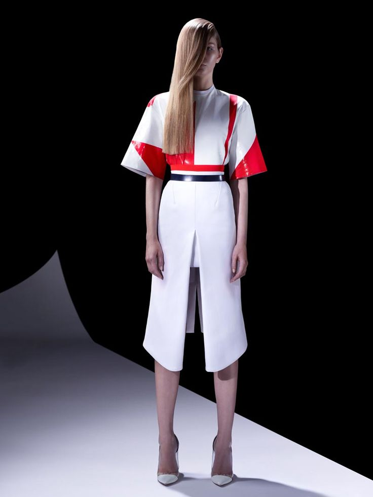 Muglers Resort 2013 Collection Is Japanese Inspired With Futuristic Appeal / Page 2 / Page 2 / Page 2
