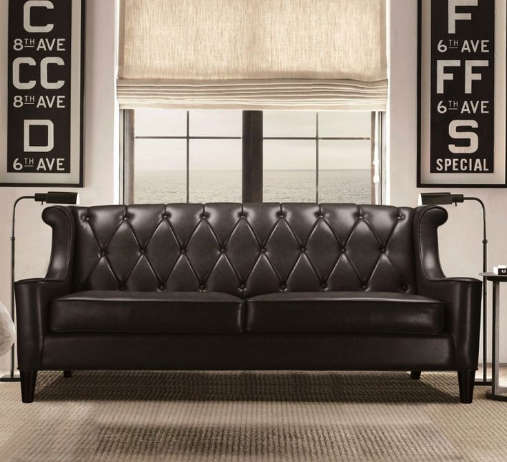 ecksofa vintage stil. Black Bedroom Furniture Sets. Home Design Ideas