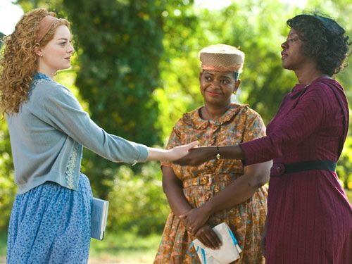 The HelpFilm, Octavia Spencer, Viola Davis, Book, Favorite Movie, People, Taylors, Helpful, Emma Stones