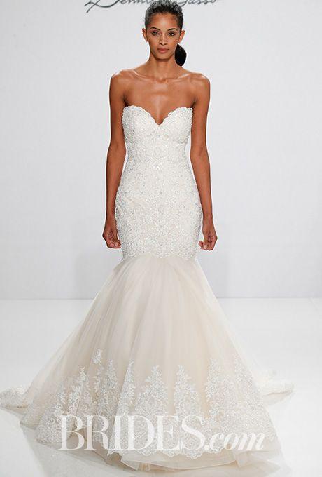 Brides: Dennis Basso for Kleinfeld Wedding Dresses - Fall 2017 - Bridal Fashion Week