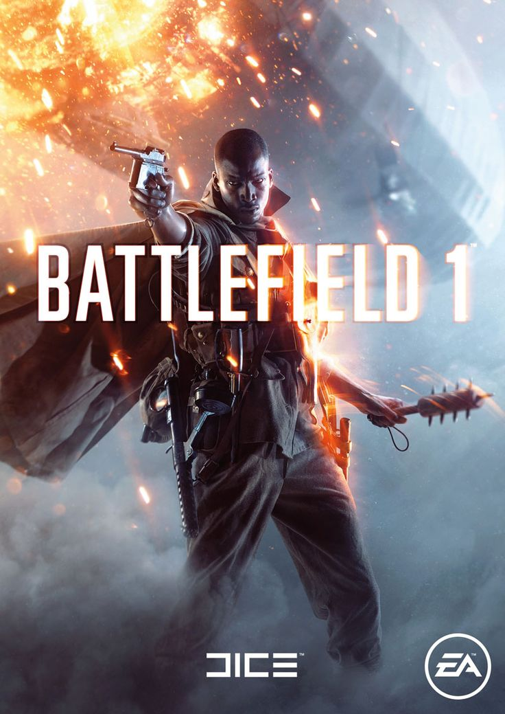 Battlefield 1 - Xbox One Game Releases Oct 2016