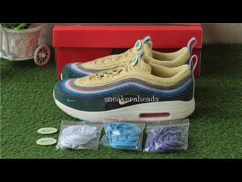 Best Replica Sean Wotherspoon Nike Air Max 97 x Air Max 1