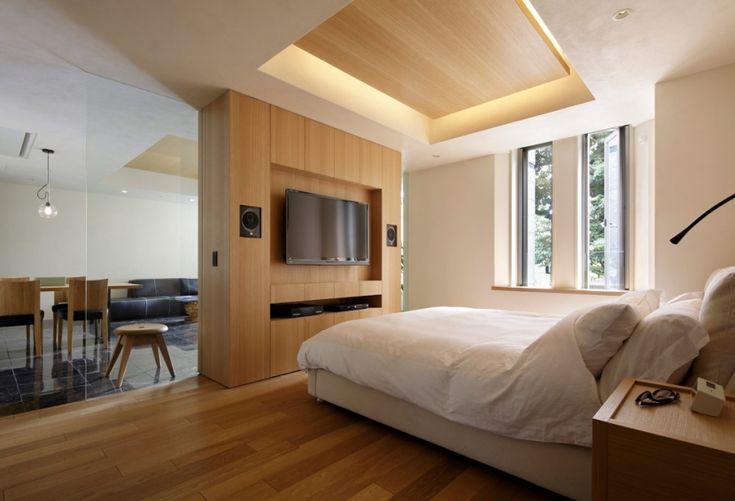 ベッドルーム事例:ベッドルーム(fujii house)