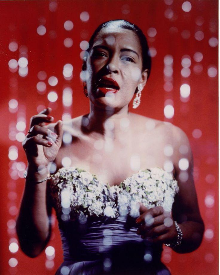 "Billie Holiday 10"" x 8"" Promo Photograph no 5"