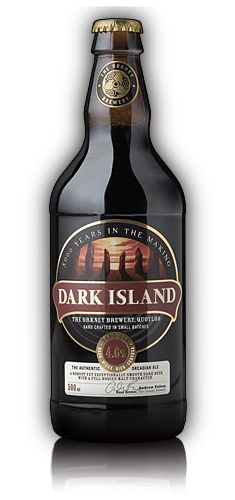 Dark Island is an iconic beer: a standard-bearer for traditional Scottish ales. In cask, this beer has twice won CAMRA's Champion Beer of Scotland.