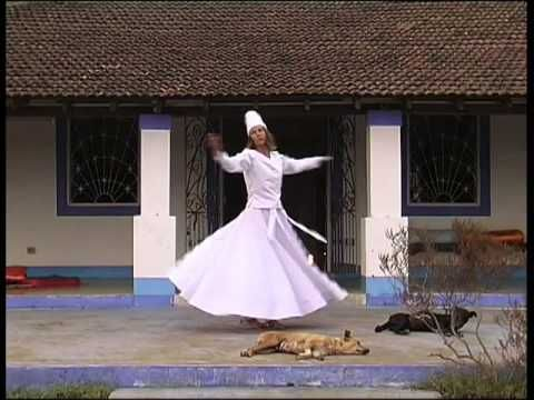 Vidhi Sufi dance meditation. I love how the dogs are so serene and at peace. This is too beautiful.