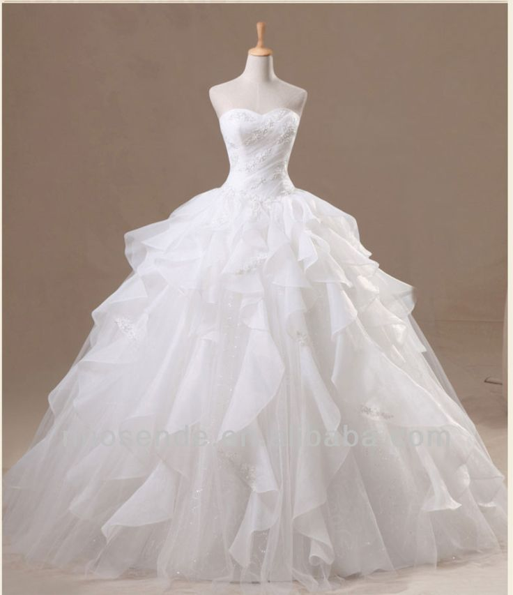 #long puffy wedding dresses, # fat size wedding dress, # cap sleeve mermaid cut lace wedding dress