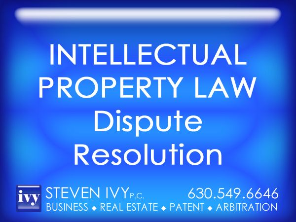 INFRINGEMENT ISSUES -- Many individuals view their invention as their most valuable asset. However, benefits of your labor may come to an abrupt end if you fail to protect your invention from intellectual theft or infringement accusations. STEVEN IVY P.C. specializes in protecting intellectual property. We are well prepared to deal with the most aggressive patent infringers, by the same token, vigorously defend our clients against any accusations of patent infringement.