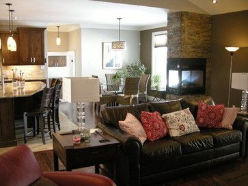10 best images about decorating ideas 3 way fireplace on for Three way fireplace