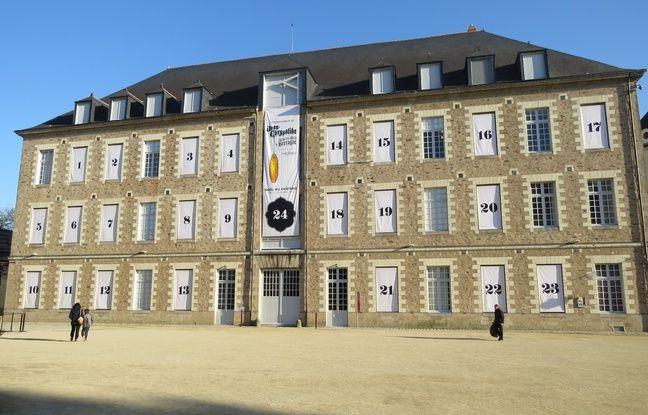 L'Avent Kinder : celui de Tanguy Jossic au Château des ducs de Bretagne! À chaque fenêtre sa case, dont l'ouverture dévoile petit à petit les aventures de Jean Chrysalide… Rendez-vous à La Pérouse pour suivre cette drôle d'histoire et venir visiter notre beau château à #Nantes ! www.hotel-laperouse.fr