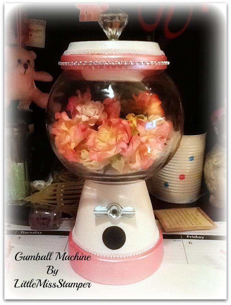 DIY Gumball Machine~