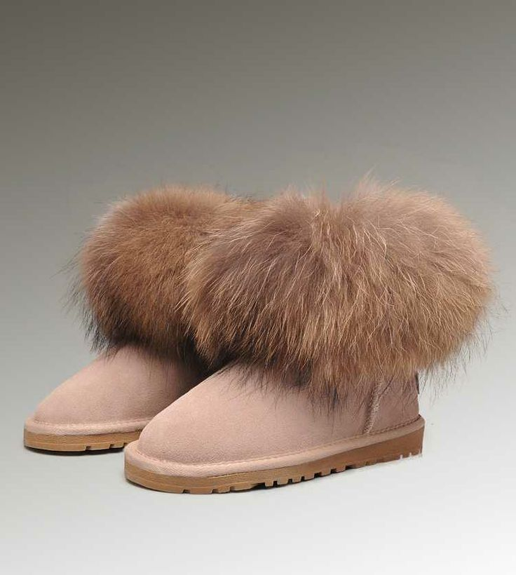 cheap uggs fox fur mini 5854 boots for ugg uk 195