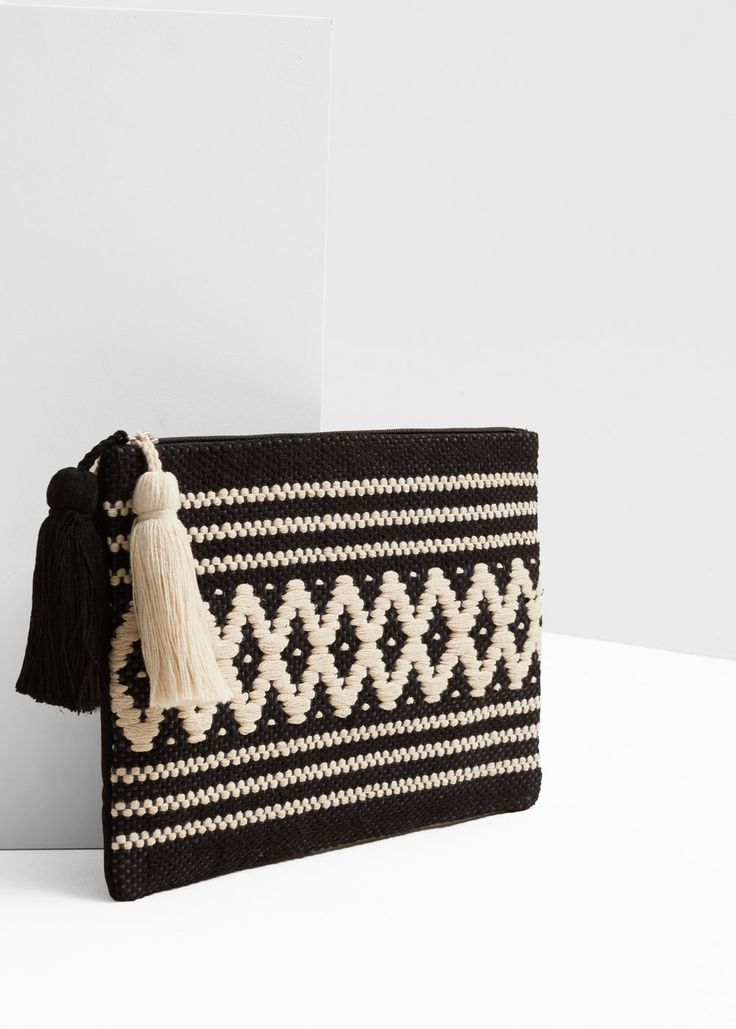 Cotton cosmetic bag – More accessories for Women | MANGO USA