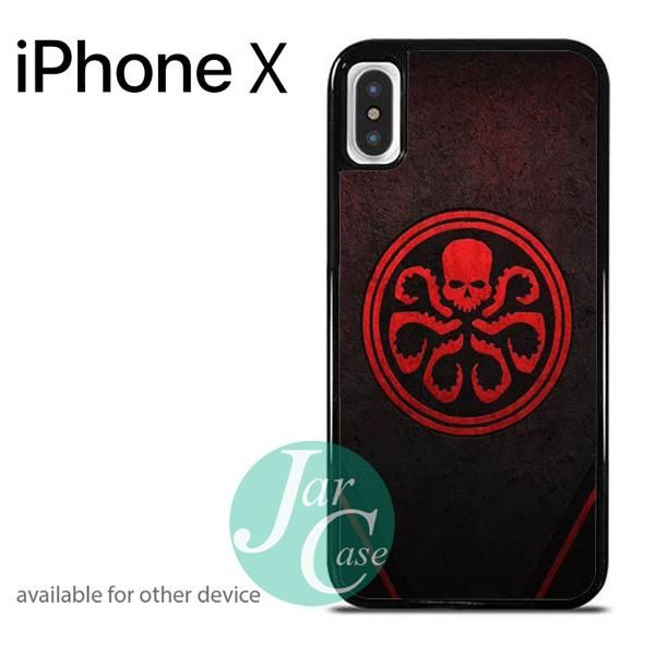 Hydra Pattern Phone case for iPhone X