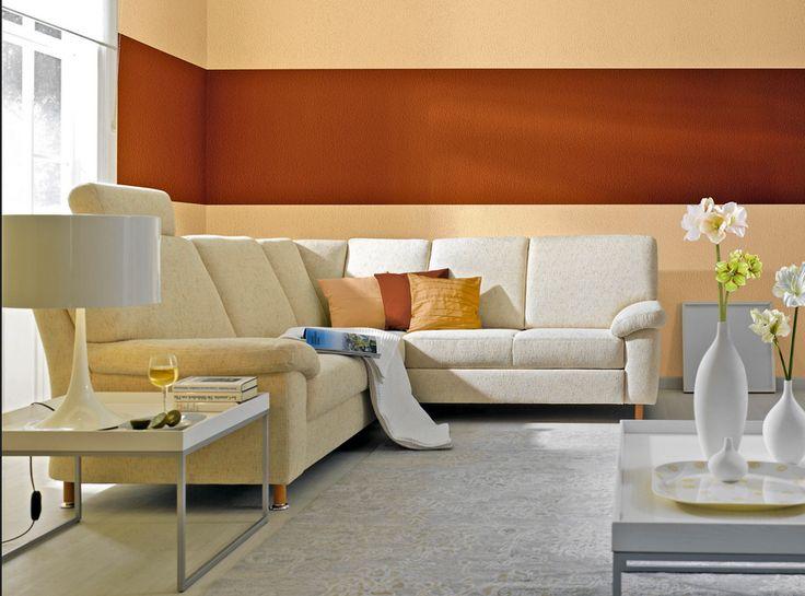 Elegant Wohnzimmer w nde gestalten Charmantes Wohnzimmer Gestaltung