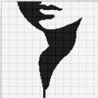 "Gallery.ru / sherina21 - Альбом ""мои схемы монохром (бесплатно)"""
