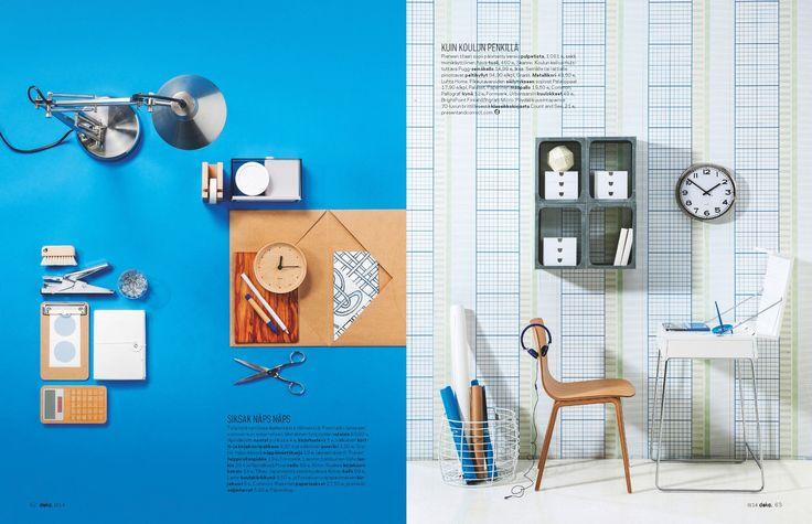 Deko's print magazine 8/14 out now!