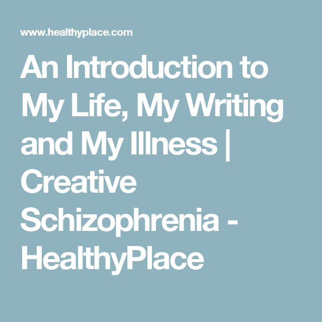 schizophrenia in life essay Symptoms for schizophrenia vary and their impact on everyday life can range from troublesome to life-altering work, school and home life can all be affected by schizophrenic symptoms even the early signs of schizophrenia can impact school and social life.