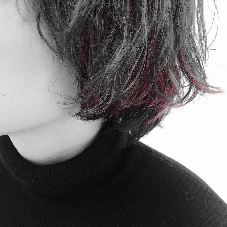 モノクロにハマって、インナーカラーピンク。 #hair#hairstyle#haircolor#pink#highlight#gray#girl #ボブ#インナーカラー#ピンク#インナーカラー#ウェットヘア#外ハネ#ウェーブヘア#夏髪#夏#カットモデル#カラーモデル#パーマモデル#古着#映画プロダクト#吉祥寺#西荻窪#サロンモデル#サロモ#f4f#l4l#邦ろっく