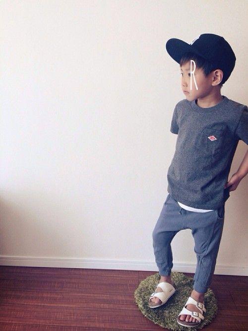 マディ|DantonのTシャツ/カットソーを使ったコーディネート - WEAR