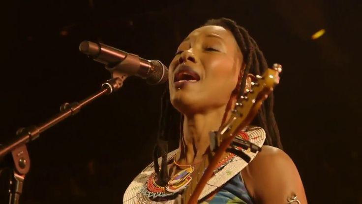 L'Olympic Café Tour d'Hindi Zahra & Fatoumata Diawara - Live @ Banlieues...