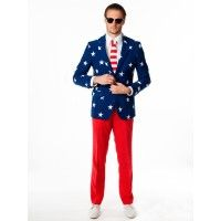 Men's Stars and Stripes Oppo Suit