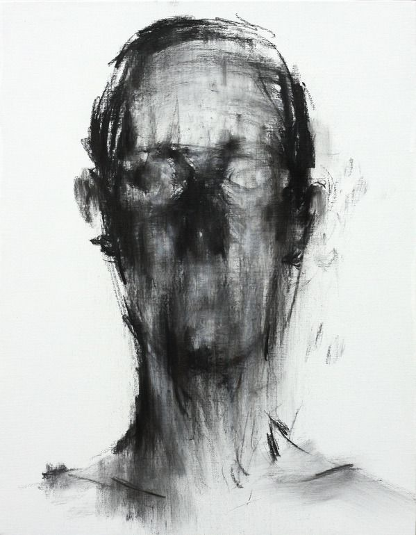 Charcoal Drawings by KwangHo Shin
