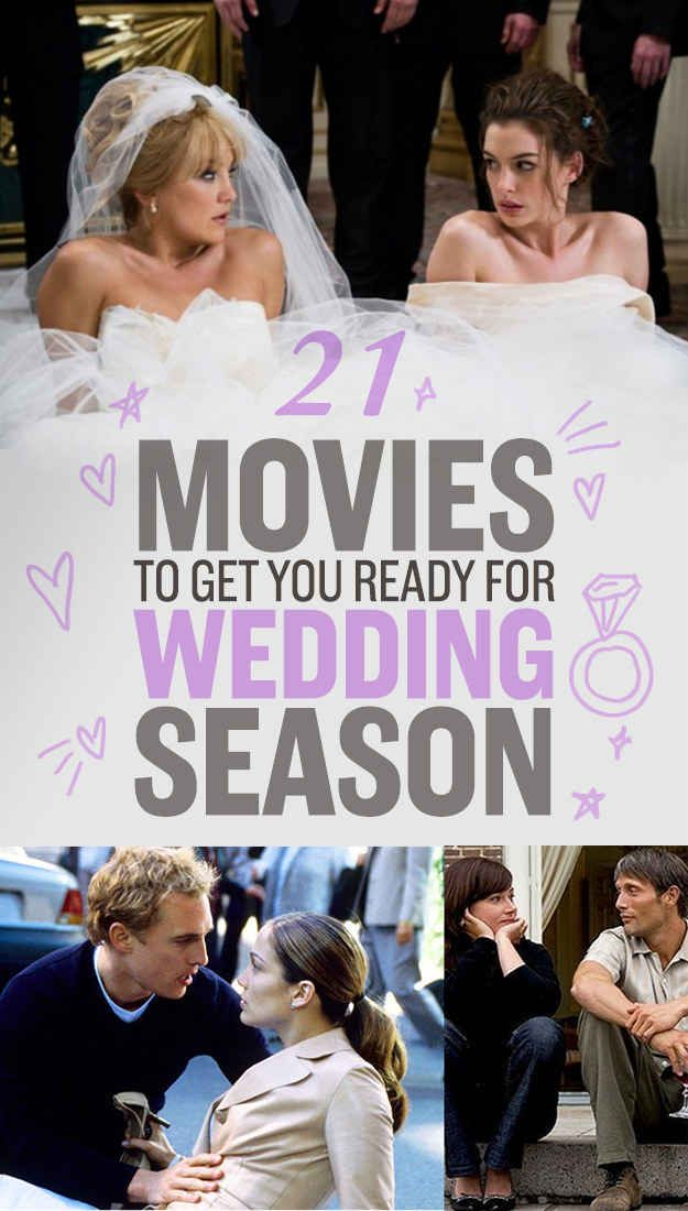 21 Movies To Get You Ready For Wedding Season