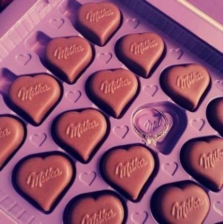 Chocolate - Milka chocolate