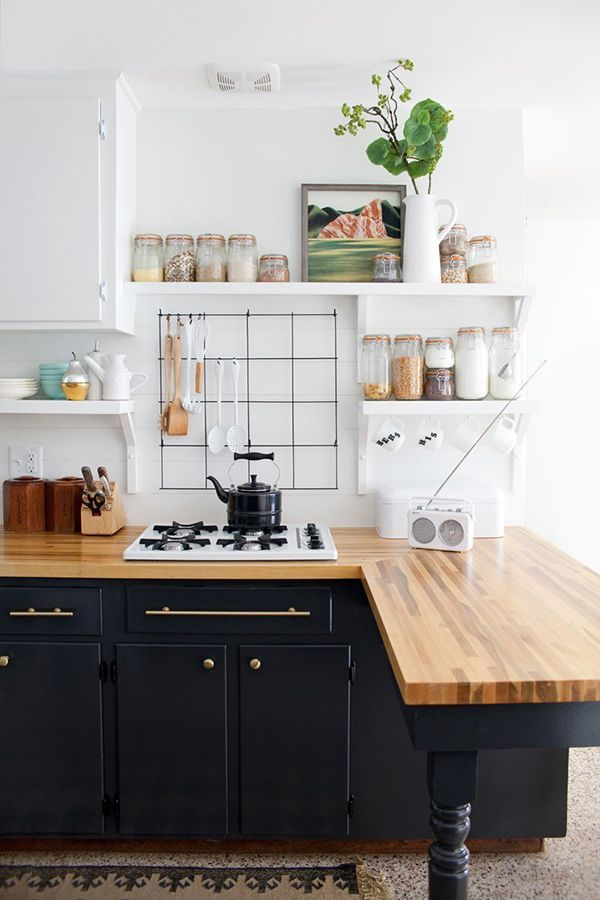 cabinets & counter love