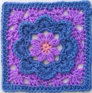 25 best images about Easy Granny Square on Pinterest ...