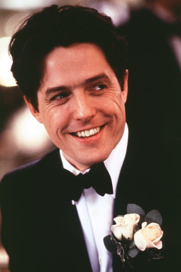 I loved all of Hugh Grant's movies. Notting Hill... Bridget Jones' Diary... Music and Lyrics... Two Weeks Notice... and Did You Hear About the Morgans... just to name a few off the top of my head.