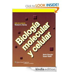 Biologia Molecular y Celular (Lippincott's Illustrated Reviews Series) (Spanish Edition) by Nalini Chandar. $21.34. Publisher: Lippincott Williams & Wilkins; 1 Pap/Psc edition (February 27, 2013). 246 pages