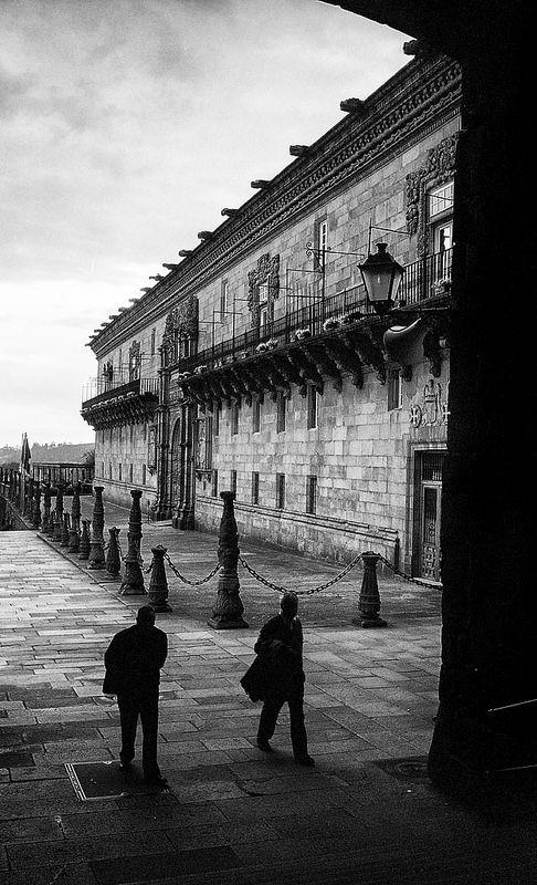 Flickr photo Plaza del #Obradoiro. Hostal de los Reyes Católicos Santiago de Compostela