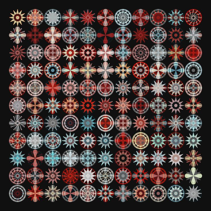Generative Psychedelie by Luca Ferrario - Skillshare